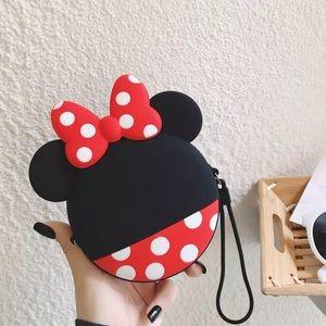 Handbags - NEW Minni Mouse Coin Purse Wristlet